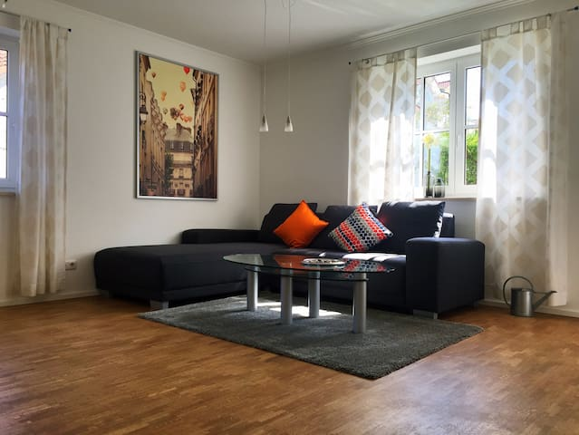 Luxury flat near Messe/ fair Munich - Poing - Apartamento