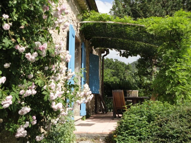 Gite de charme 3 étoiles près de Sisteron - Sigoyer - Natuur/eco-lodge