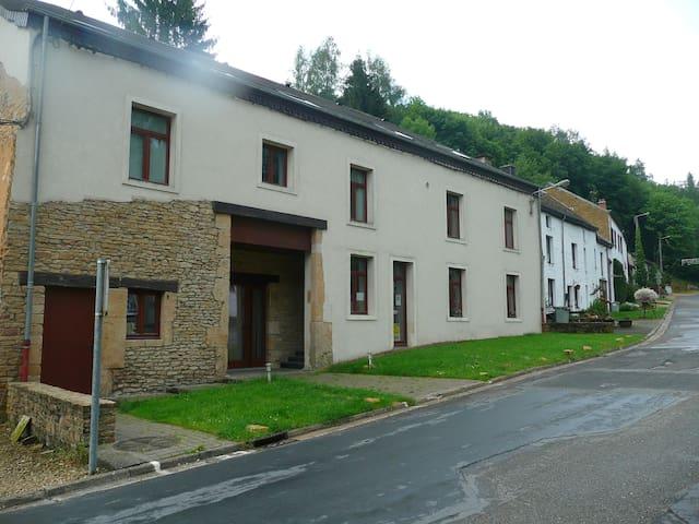 Appartement tout équipé à Chassepierre - Florenville - Lägenhet