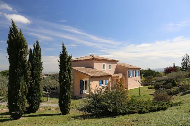 Villa Mirabelle B&B -Room 1 Carcassonne - Lavalette