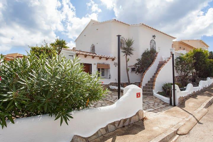 Casa de la Cumbre: superb villa next to the pool - Benitachell
