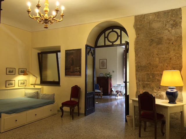 Charming studio in the historical centre of Siena - Sienne - Loft