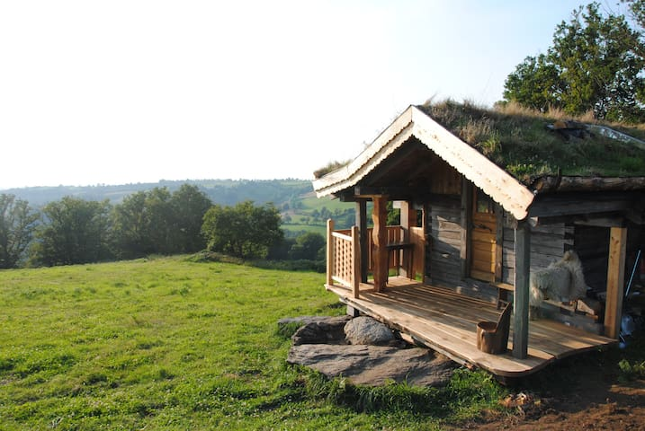 insolite petite cabane - Pont-de-Salars - Cabaña