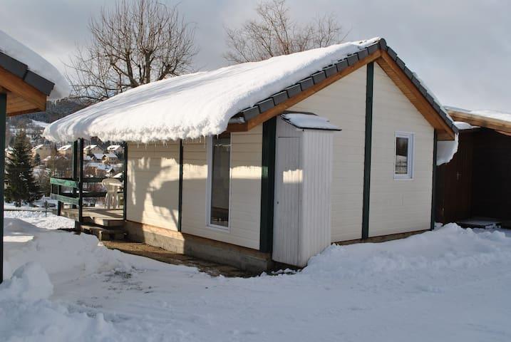 Sun chalet 34m², 2 chambres - Ancelle - Chalet