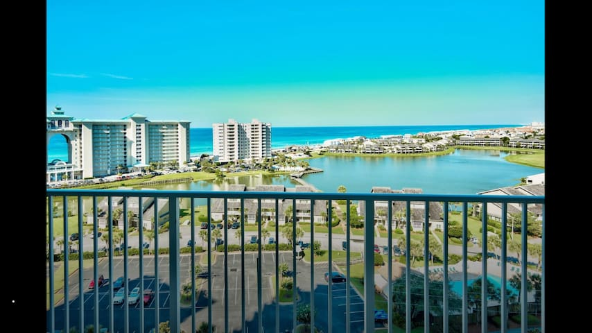 Miramar Beach Destin Condo, 12th Floor Gulf View - Destin