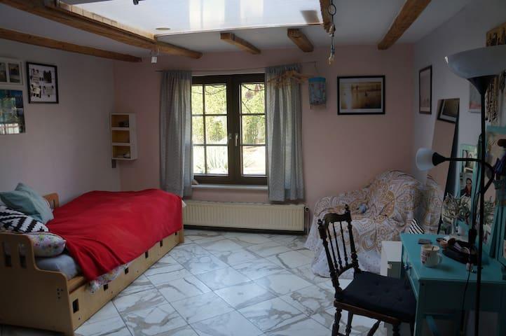 Zimmer zur Zwischenmiete im schönen Bessungen - Darmstadt - Hus