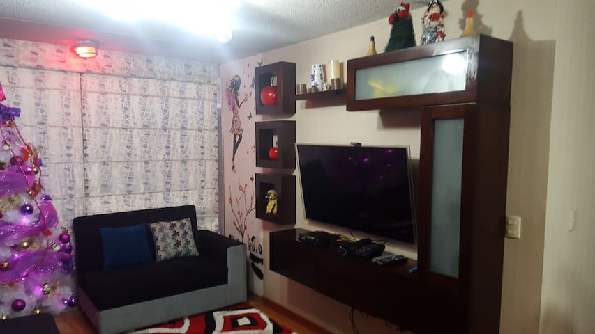 10 min  Cheap apartment Furnished near the airport - Callao