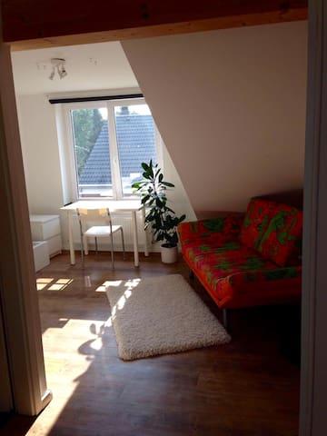 Gemütliche 1-Zimmer Wohnung - Paderborn - Apartemen