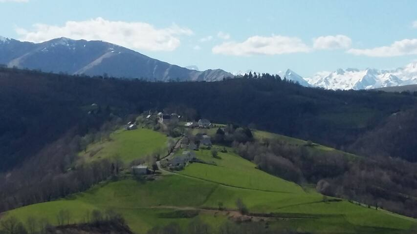 Gîte Rural au cœur de la Bigorre - Ossun-ez-Angles - Appartement