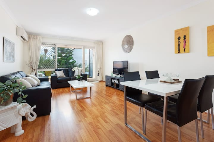 Lovely 2-bed apartment with pool - Applecross - Departamento