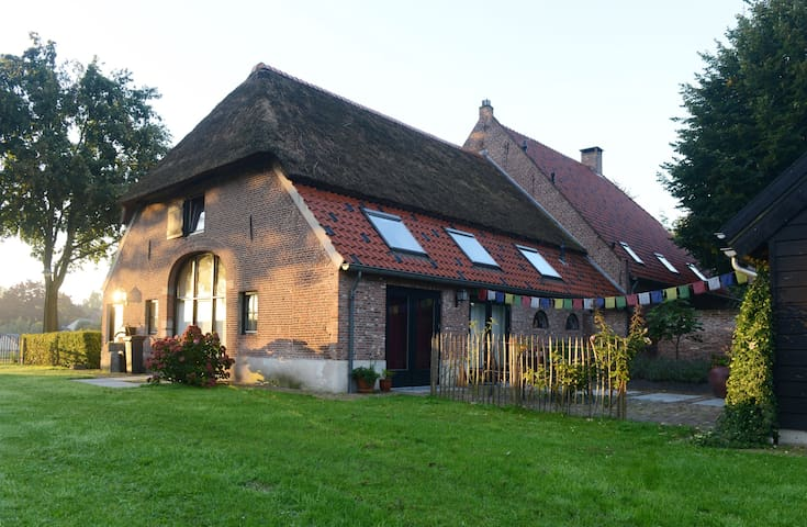 Farmhouse in city, close to nature reserve - 's-Hertogenbosch - Ev