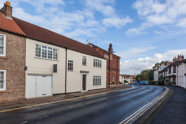 200yr old 4-bed village cottage - Stokesley - 獨棟