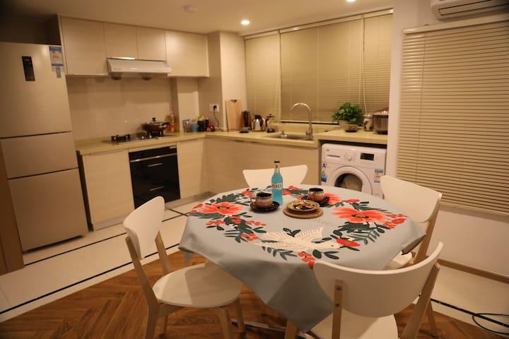 离开家以后最安逸舒适的第二个空间 - 浙江省宁波市 - Wohnung