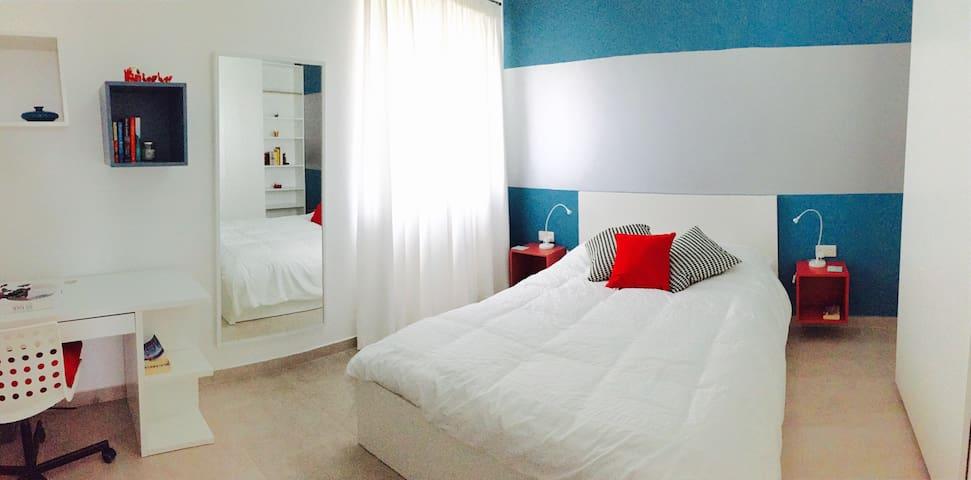 Double Bedroom close to University - San Ġwann