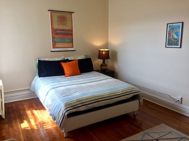 Great space close to NYC & EWR - Jersey City - Apartemen