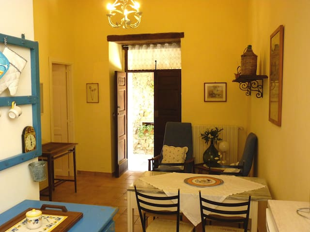 Holiday Cilento Antico is a few km from the sea - Stella Cilento - Wohnung