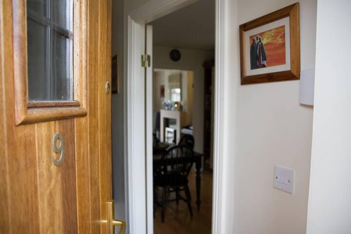 Cozy and bright comfy home! - Dublin