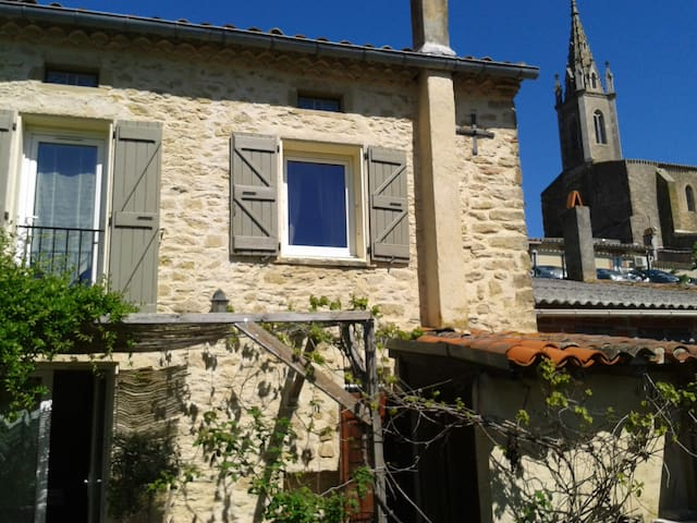 country house between Toulouse and Carcasonne - Montmaur - Hus