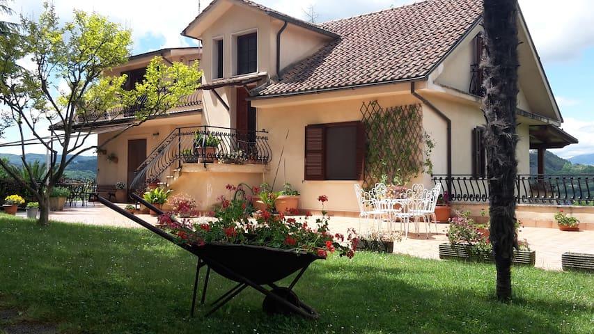 Conca's House - Alvito