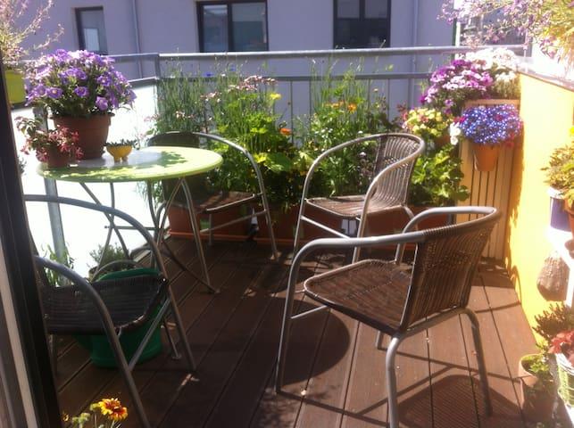 Nice big appartment in the centre - Vienna - Apto. en complejo residencial