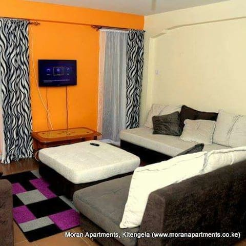 Cozy 3 bdr with parking space - Athi River - Dom