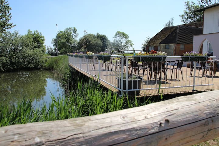 charming Apartment - Horse Ranch by the North Sea - Witzwort - Lägenhet