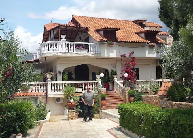 Villa Greiss Porto-Germeno - Porto Germeno - Lägenhet