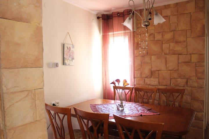 3-rooms apartment near the beach - Nahariyya