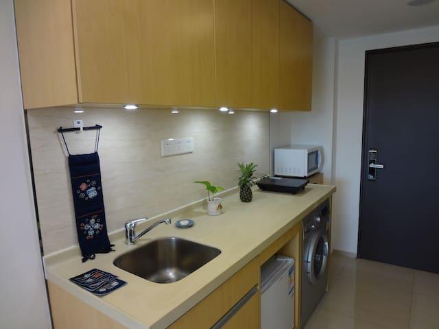 能做饭洗衣,设施齐全舒适公寓 - Foshan - Departamento