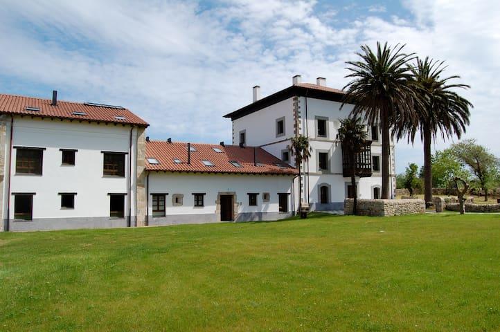 Preciosa Casa de Indiano - Noriega - Huoneisto