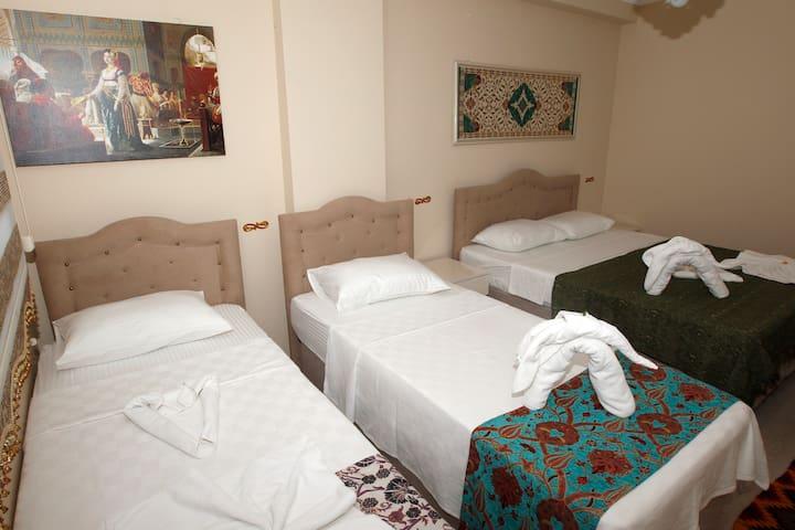standart room at Ephesus Palace - Selçuk - Departamento
