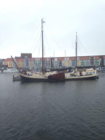 Vakantie aan boord van de boot! - Hellevoetsluis - Boot
