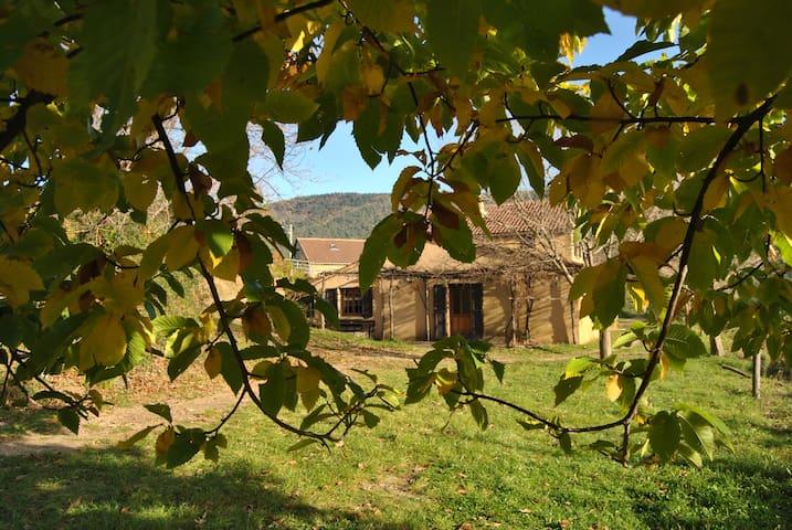 le trucal de la Blachère - Ponteils-et-Brésis - Casa