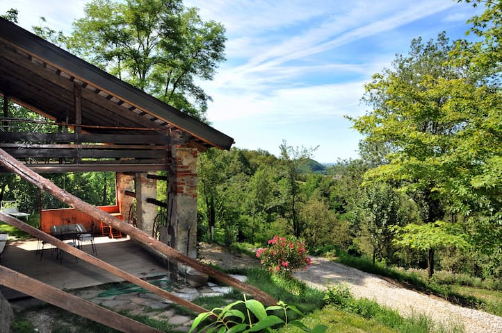 Wonderful House on the hillside - Corno di Rosazzo - Huoneisto
