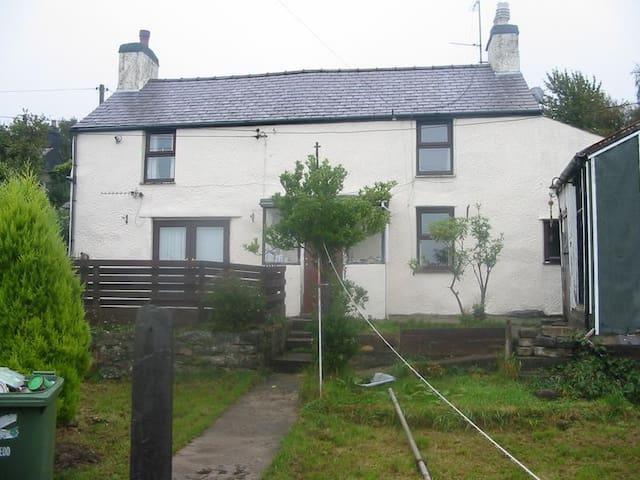 Cosy Snowdonia Cottage - Bangor - Maison