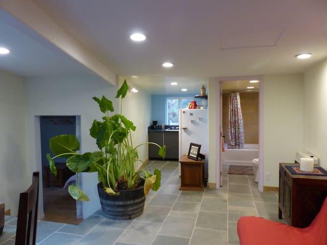 INTERNATIONAL BACKWOODS  Spacious new apartment - Oregon House - Pension