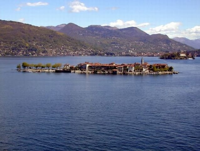 Little World al lago Maggiore - Feriolo - Appartement