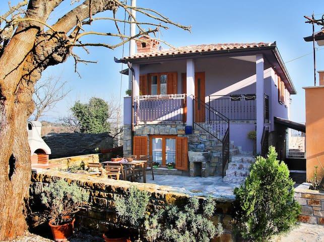 Apartments Sveti Leonard / One bedroom A1 - Oprtalj