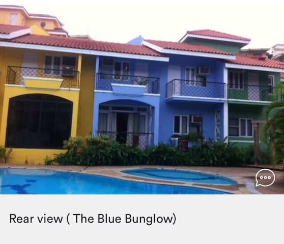 Portuguese Style Villa - 1 Bedroom - Panjim - Dom