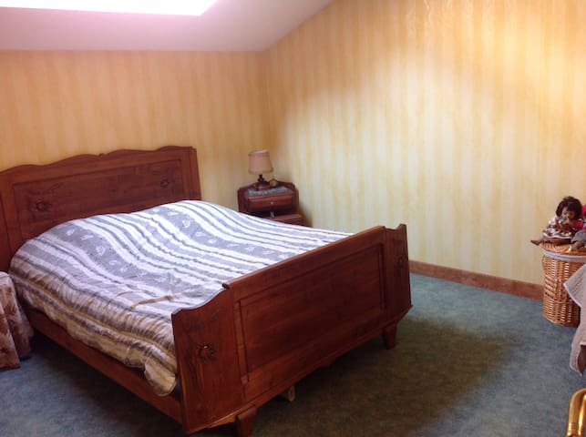 Chambre de charme - Montbeton - Haus