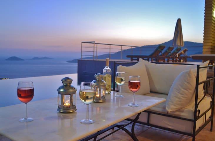 Luxury 3 bedroom villa - Yeşilköy Belediyesi - Villa