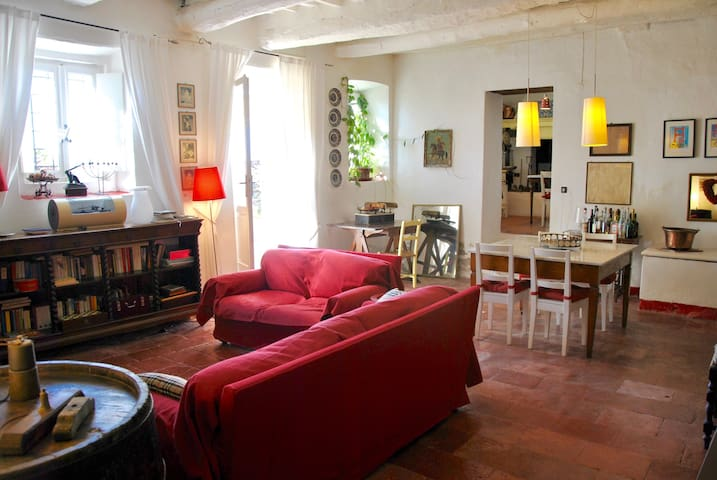 Top of the Hill Luxury Apartment - Miglianello - Appartement
