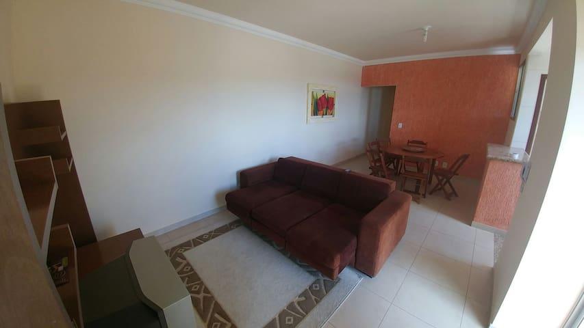 Apartamento 2 quartos - 2 vagas - Lagoa Santa - Appartement