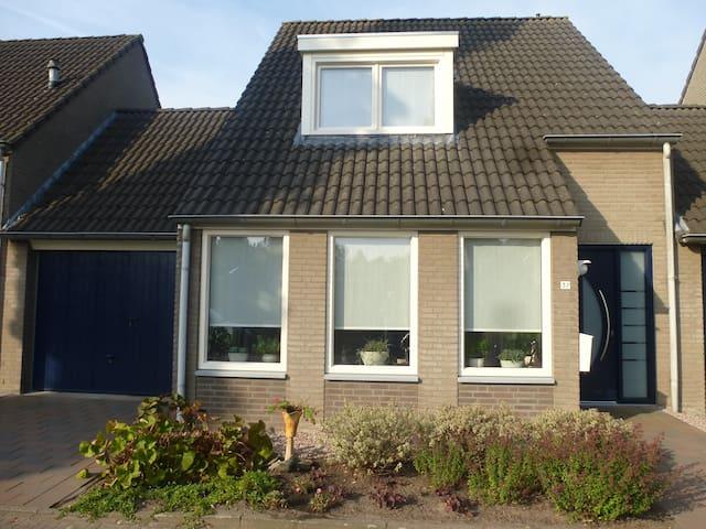 Tweepersoonskamer eigen badkamer / Double room - Reusel - Haus