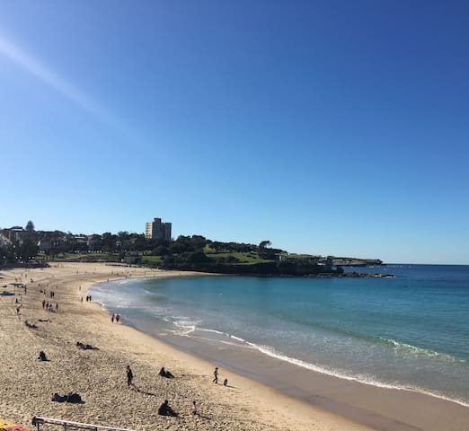 Private & Quiet 1 Bed Flat close to Coogee beach - Coogee - Departamento