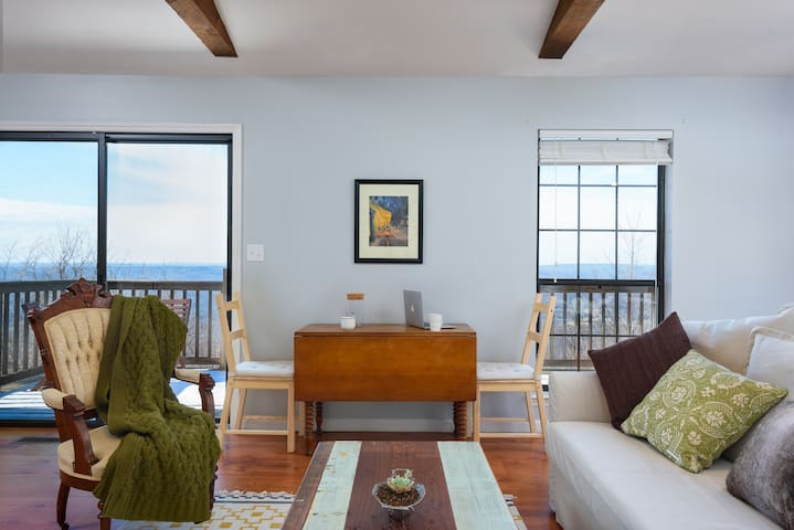 Cloudland Cottage - Lookout Mountain - Appartement