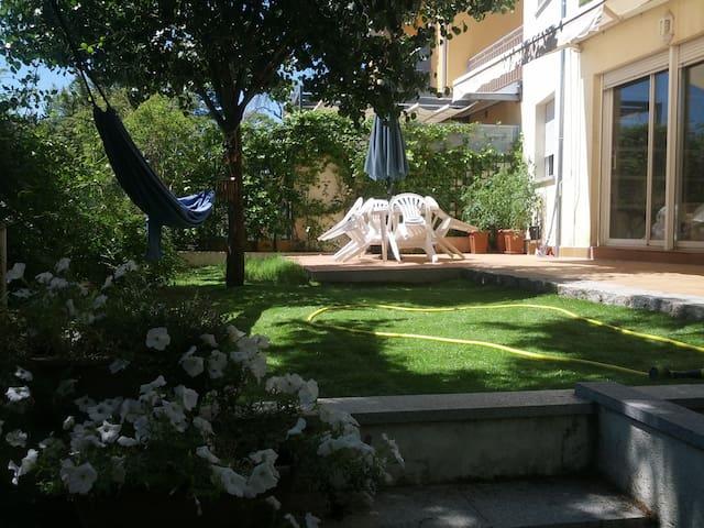 Muy bonito,céntrico y tranquilo. Beautiful...quiet - San Lorenzo de El Escorial