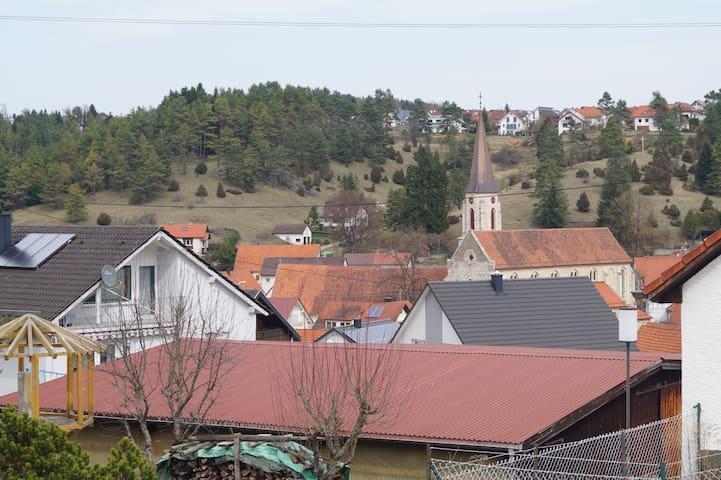 Ferienhaus Pension in Neufra Hohenzollern - Neufra - Townhouse