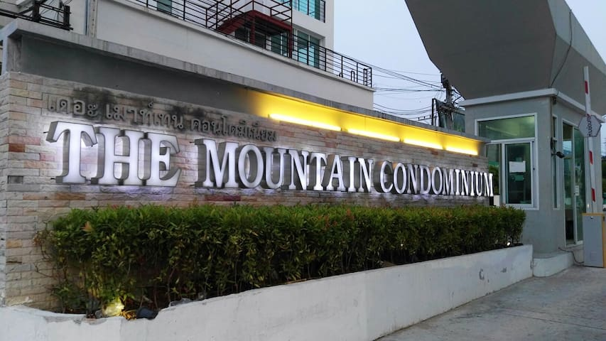 THE MOUNTAIN CONDOMINIUM 252/65 ALL INCLUDED - Muang Pattaya