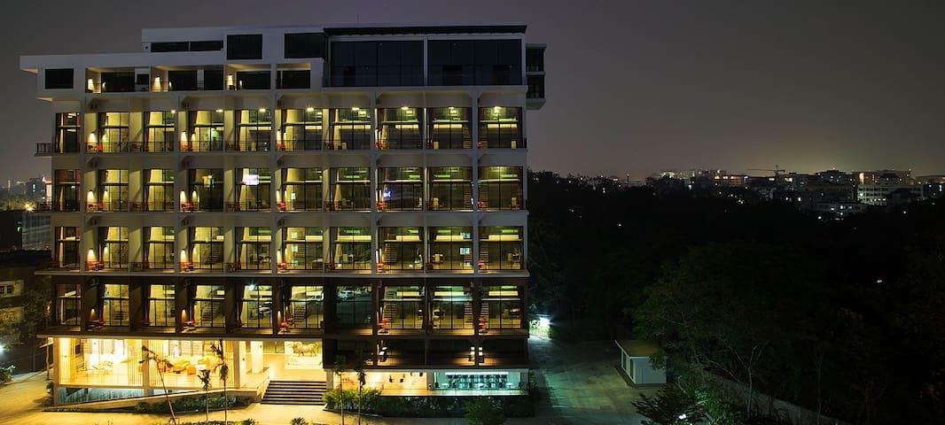 【近宁曼路】清迈110平豪华Loft公寓 - Chiang Mai - Appartement